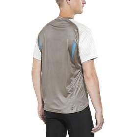 Sugoi Evo-X Koszulka kolarska, krótki rękaw Mężczyźni szary